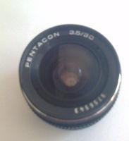 ПРОДАВАМ PENTACON 3.5 / 30 ( M42) -KАТО НОВ
