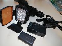 видео лампа