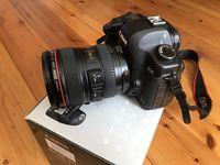 Canon 5d mark ii + Canon EF 24-105 F/4L