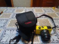 Canon EOS M100 Black + EF-M 15-45mm