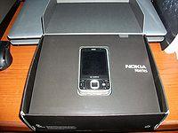 Продавам Nokia N96