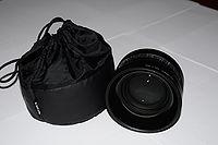 Sony - оригинална широкоъгълна приставка за професионална камера