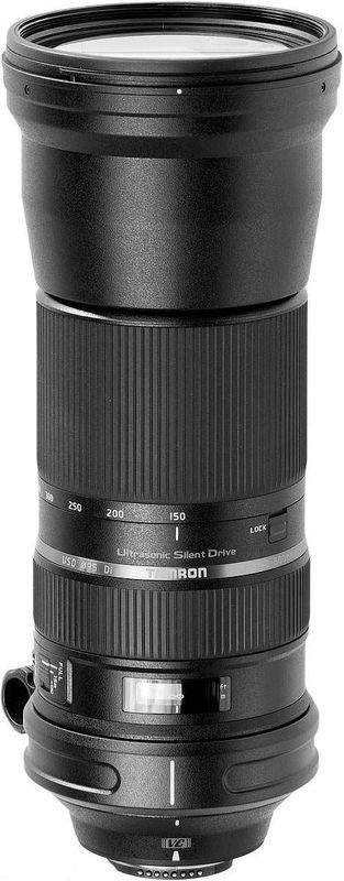 e0cfe60d5b7 Цена: 1500.00 лв. История на цената. Tamron SP AF 150-600mm F/5-6.3 Di VC  USD за Canon,уникален обектив ...