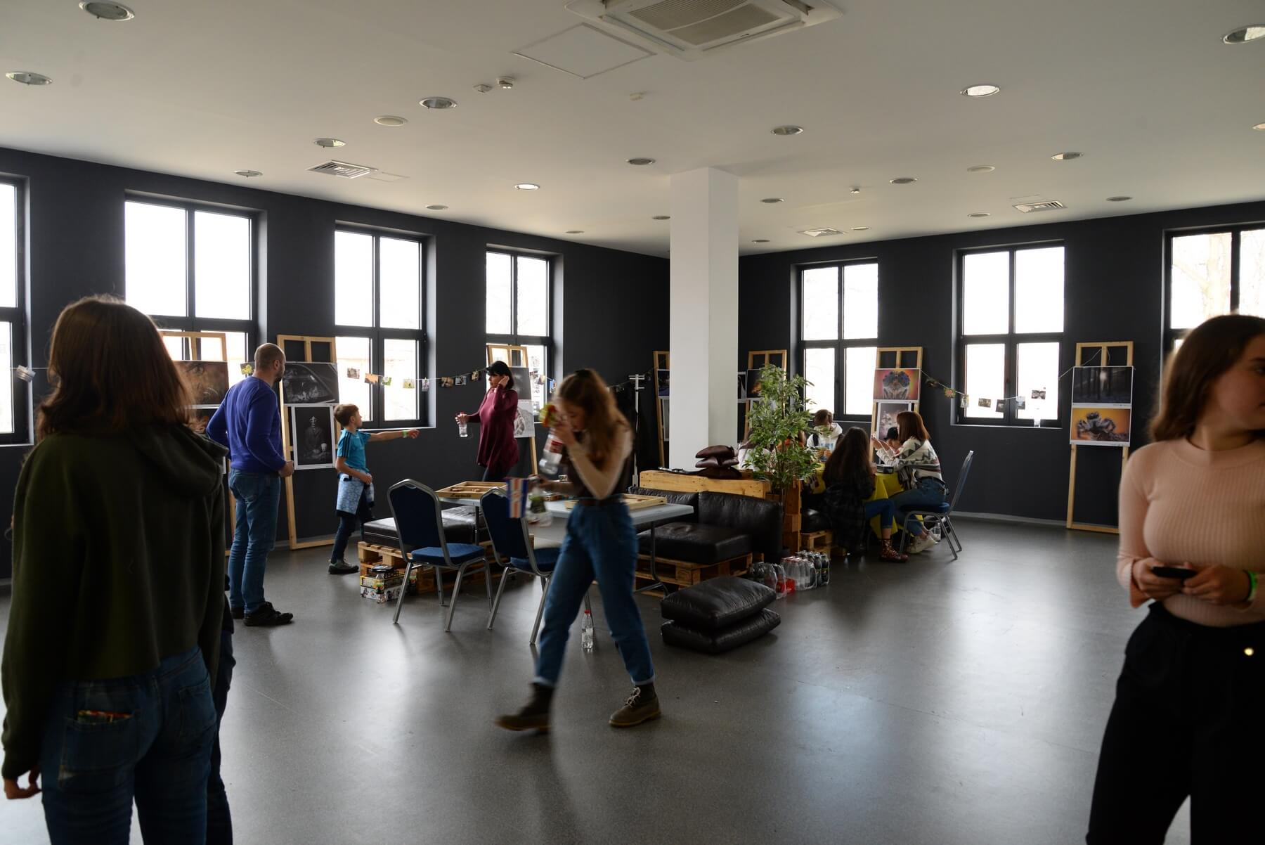 42 Изложба с кадри от Годишни Фотографски Награди в рамките на TRAP FEST 2019