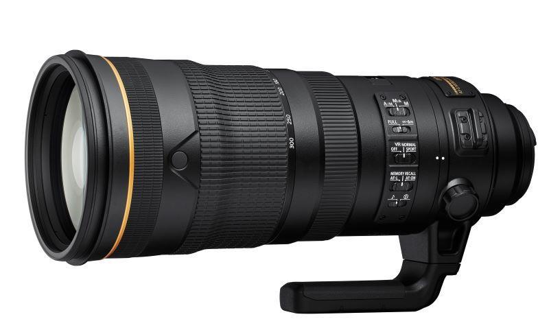 Nikon представя два нови професионални телефото вариообектива