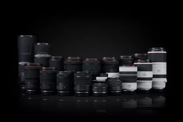 Canon обявява три нови RF обектива