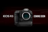 Първите детайли за EOS R3, най-новият професионален безогледален фотоапарат Canon