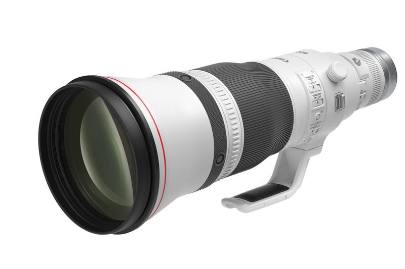 RF 600mm F4L IS USM
