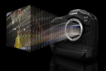 Новият спортен флагман на Canon е тук и се отличава със скорост и производителност