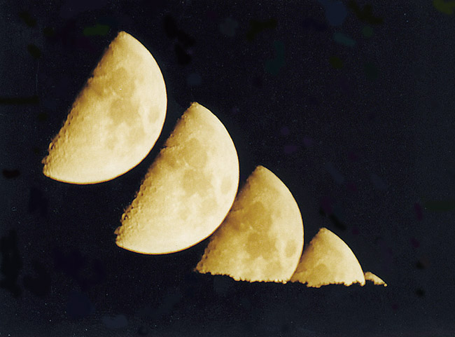 Залязваща Луна от Pencho Markishki - Markishky