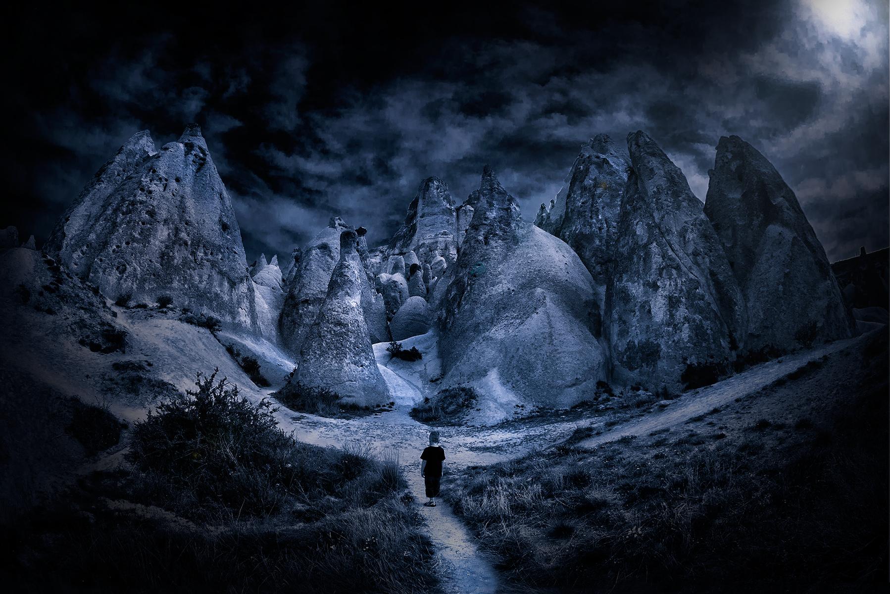 Нощта на върколаците в Кападокия... от Dimityr Pavlov - doctoraaa