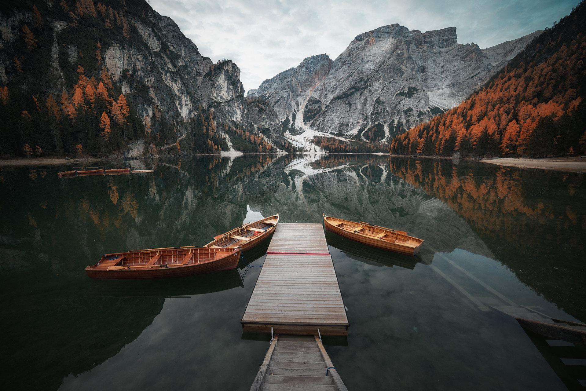 Езерото Брайъс от Николай Алексиев - nalexiev
