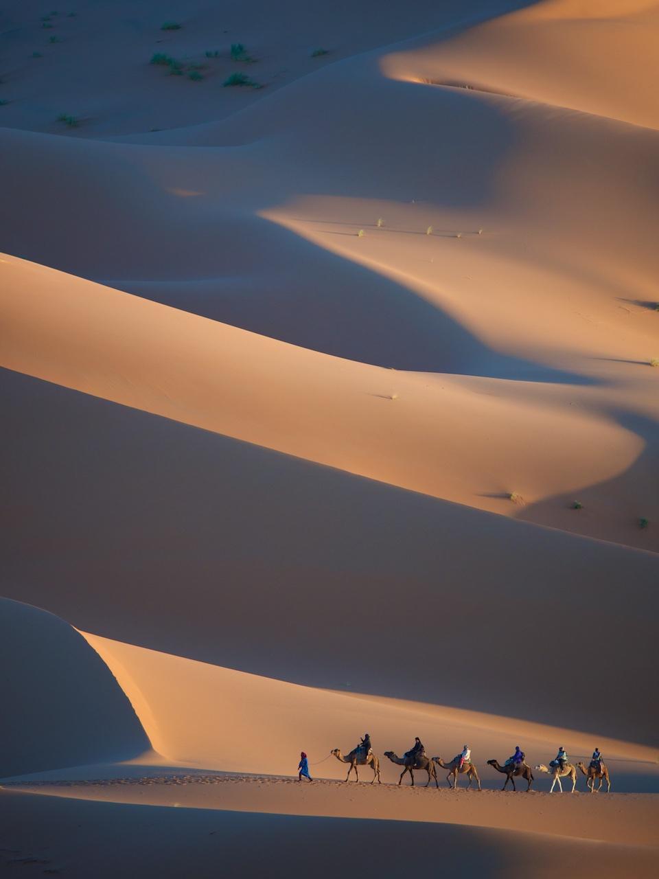 Merzouga, Morocco от Dimitar Mitev - bormit