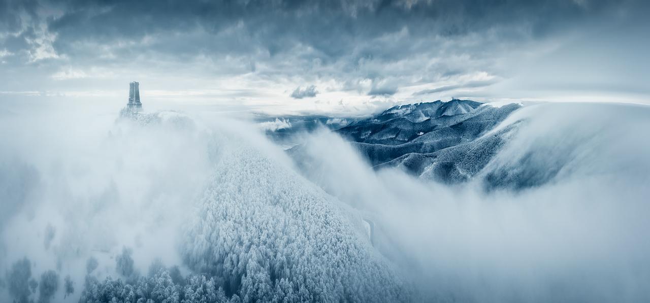 Паметникът Шипка и мъглите от Vladislav Terziiski - Enigmata