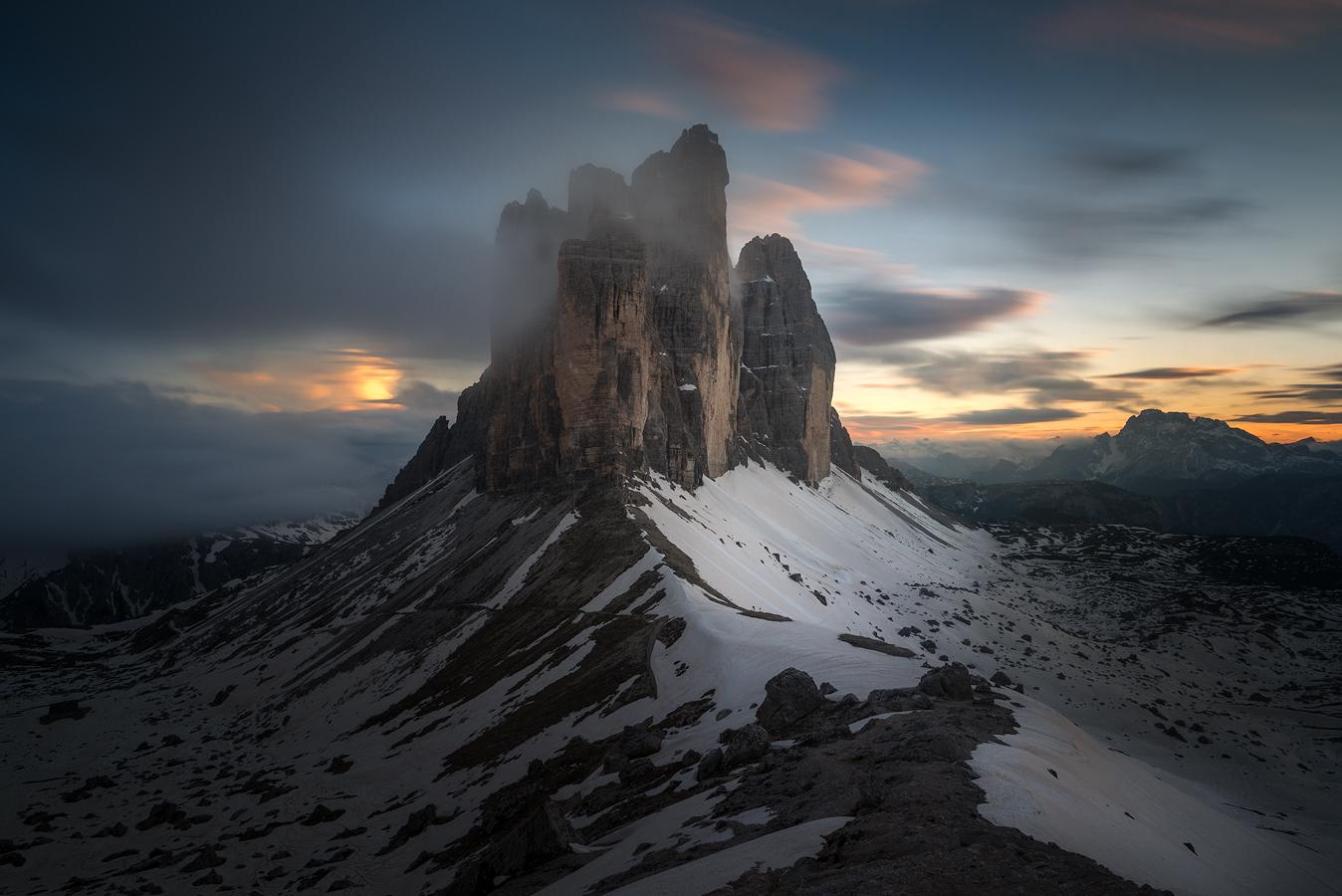 Трите върха на Лаваредо от Иво Кузов - ivo.kuzov