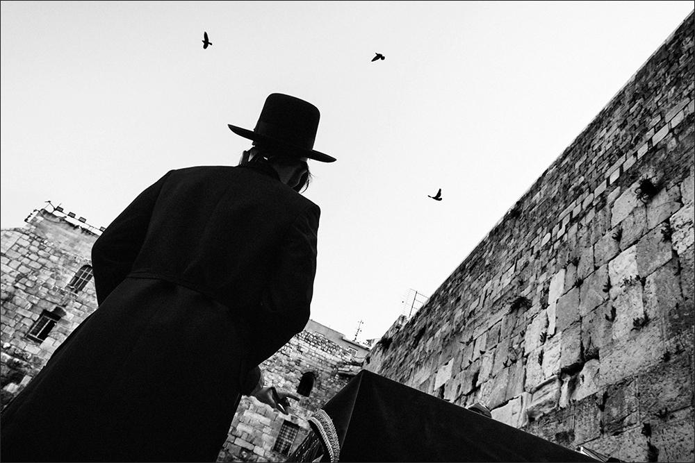 Western Wall / Стена на Плача от Denis Buchel - denis.buchel