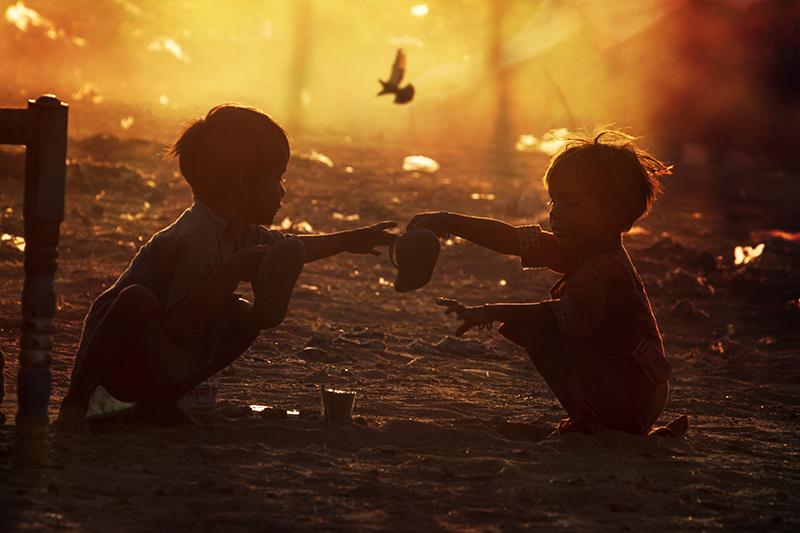 Children from India..! от Светлин Йосифов - picsvet