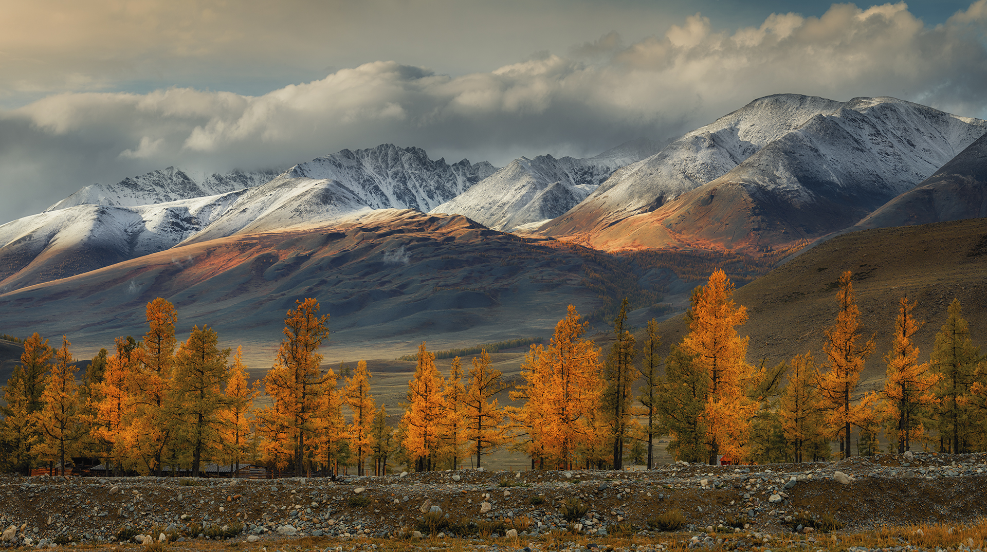 Есен в Алтай от Krasi Matarov - Muzka