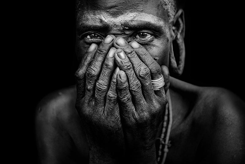 Woman from Mursi tribe,SIYP от Светлин Йосифов - picsvet