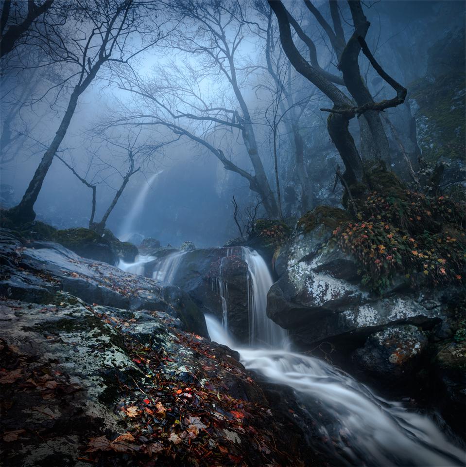 Един късен ноемврийски ден от Alexander Alexandrov - sandart