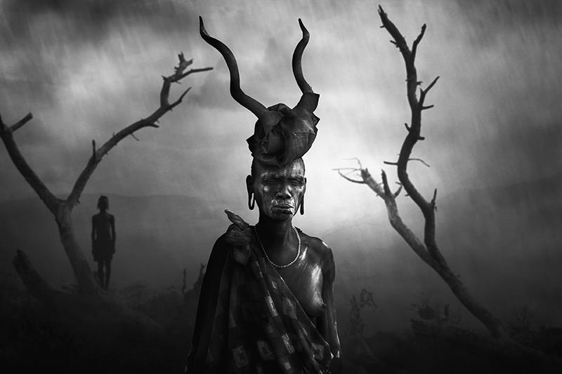 Woman from Mursi tribe от Светлин Йосифов - picsvet