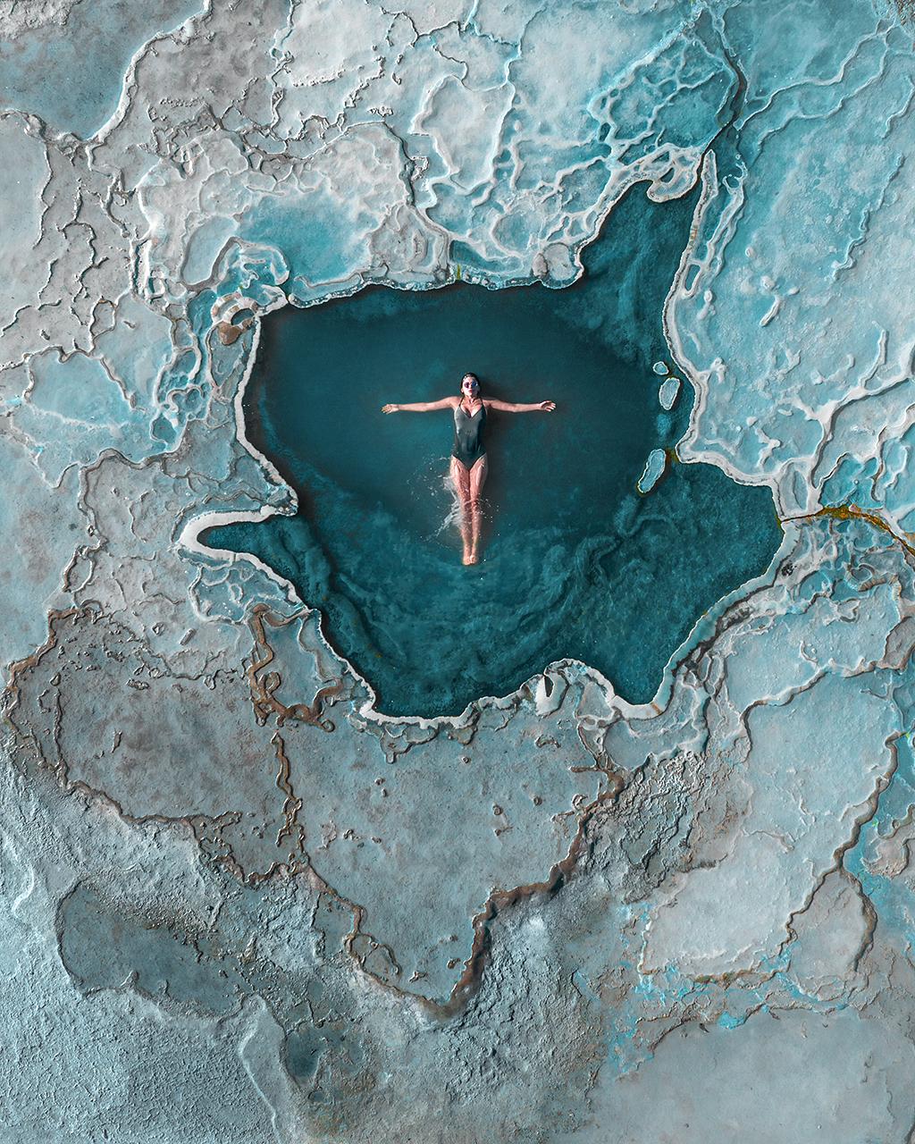 Плували ли сте във вкаменен водопад? от Dimitar Karanikolov - karanikolov