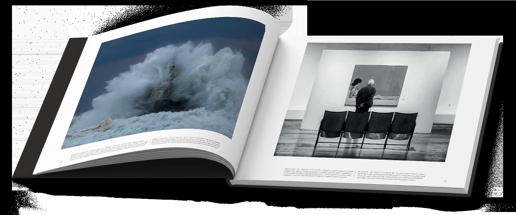 Фотографски Албум 2018 г. - Black&White &Color - страници 34-35