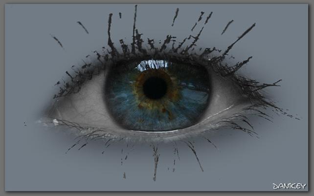 The eye of Tania