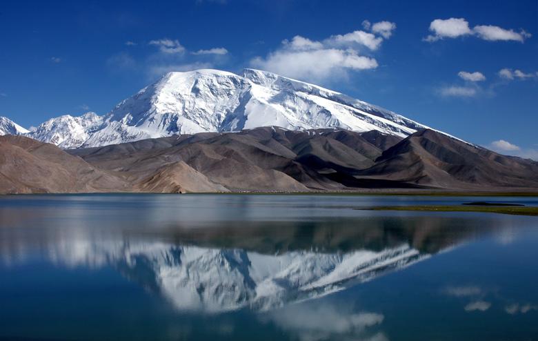 Mustag Ata 7546m | Author Oggy Karchev - Огнян | PHOTO FORUM