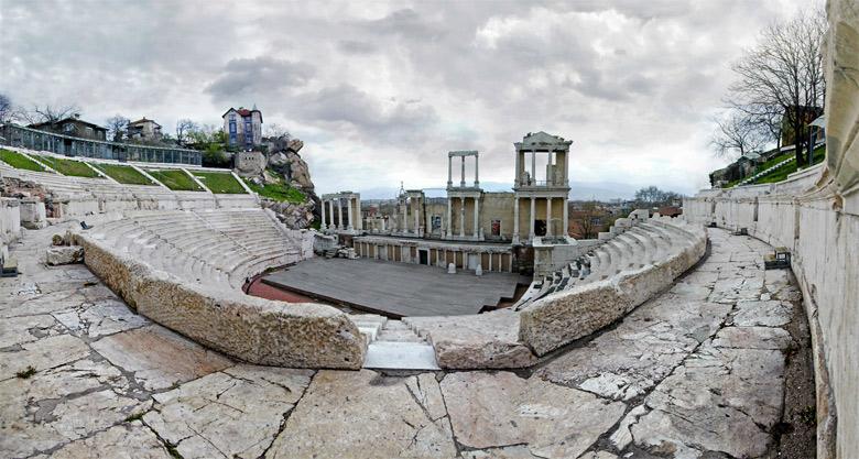 Античен театър - Пловдив   Author Lyubo Zhekov - Elzet   PHOTO FORUM