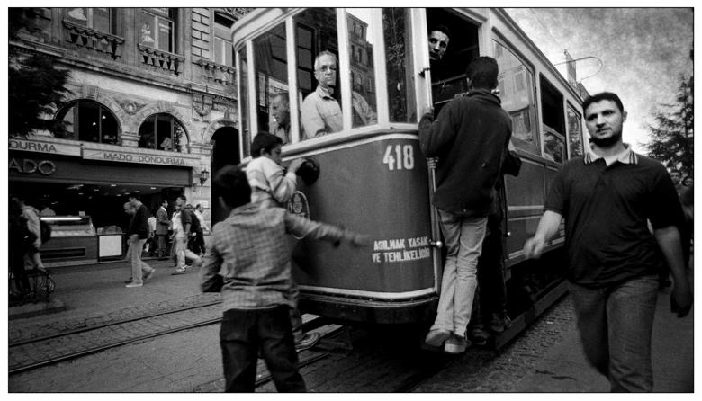 Истанбул, 2001