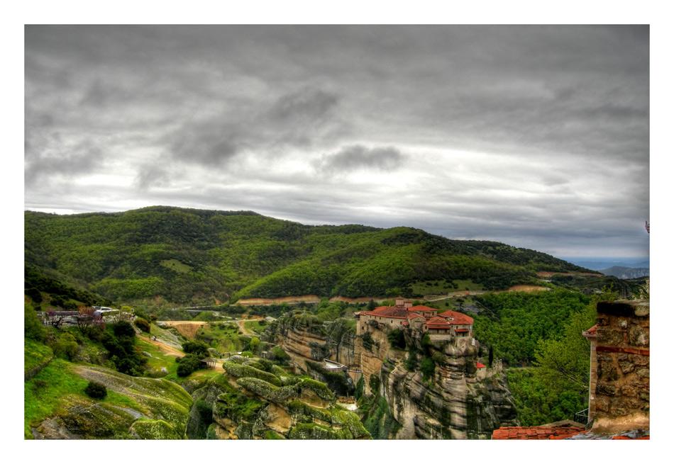 Гърция,Метеора | Author Милен Танев - nikonnfans | PHOTO FORUM