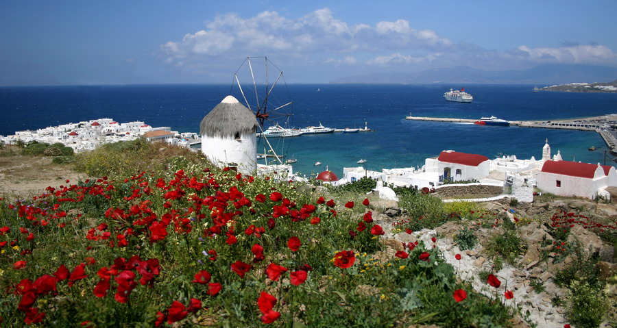 Mykonos - a white pearl in the sea | Author Stefaniya Petrova - Stepcho | PHOTO FORUM