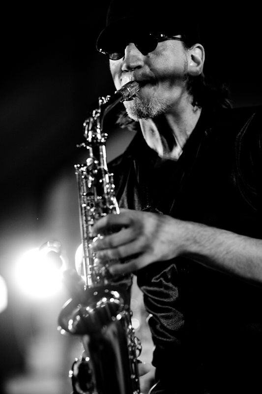 higher in the jazz | Author geronimo | PHOTO FORUM