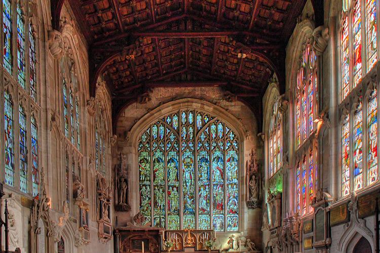 Holy Trinity Church, Stratford-upon-Avon | Author Ина Мартин - Goth_Angel | PHOTO FORUM