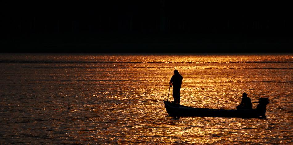 The fisherman | Author Кирил Радойков - kirilsr | PHOTO FORUM