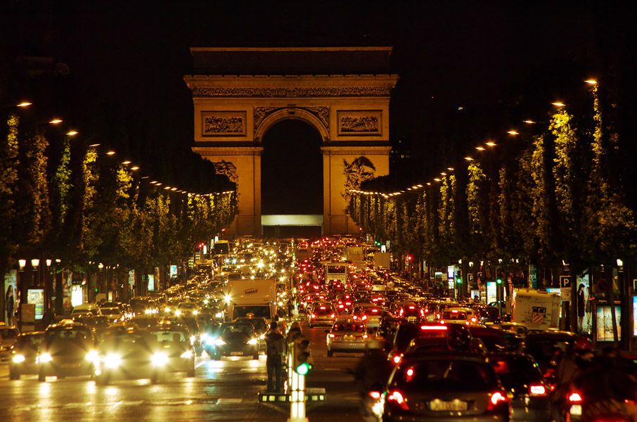 Arc de Triomphe | Author netizen | PHOTO FORUM