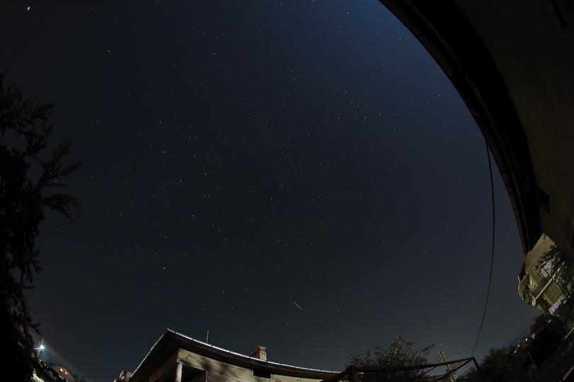 Метеор в градски условия | Author Angel  - Akeyzerr | PHOTO FORUM