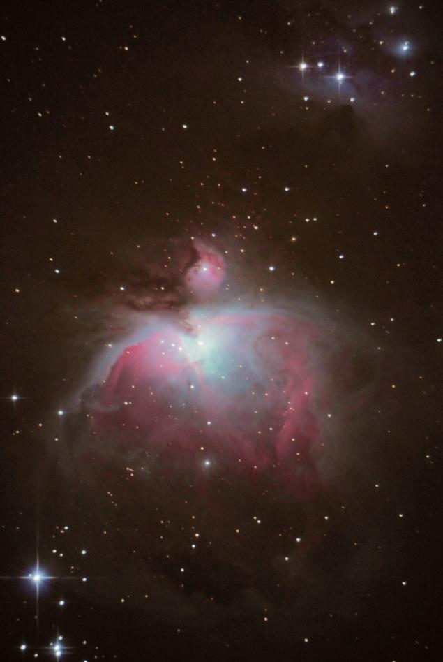 Great Orion Nebula M42 | Author Niki Kisimov - Tharsis | PHOTO FORUM