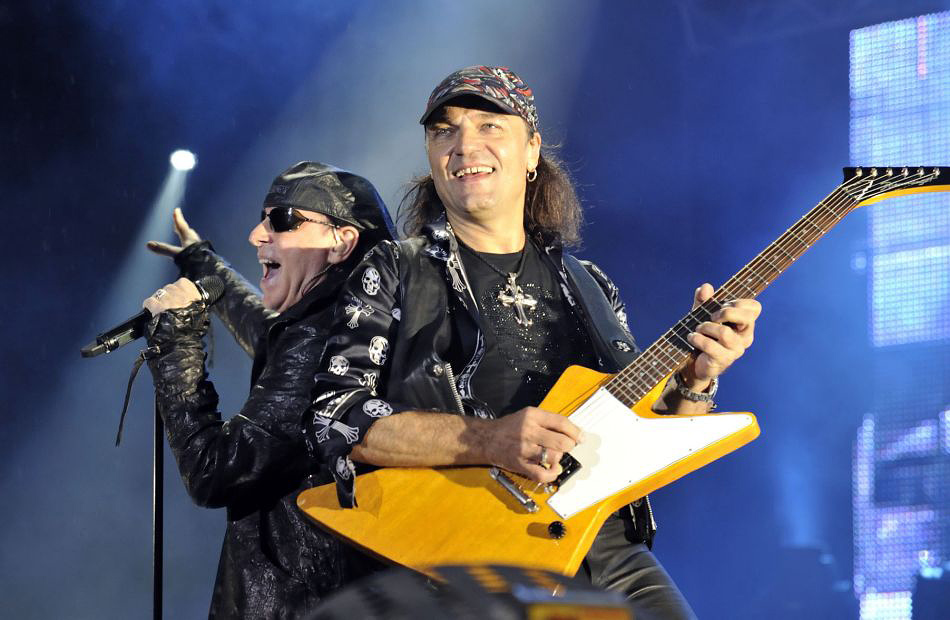 Klaus Meine & Matthias Jabs | Author sd | PHOTO FORUM