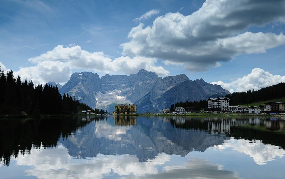 Lago di Misurina | Author Iliyan  - ipq | PHOTO FORUM