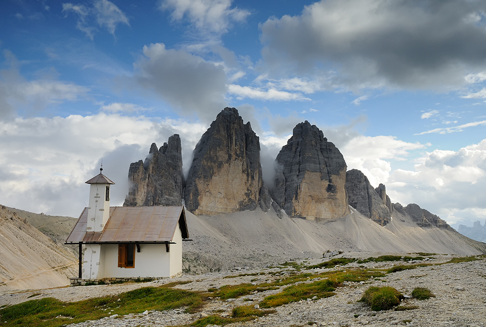 Tre Cime | Author Iliyan  - ipq | PHOTO FORUM