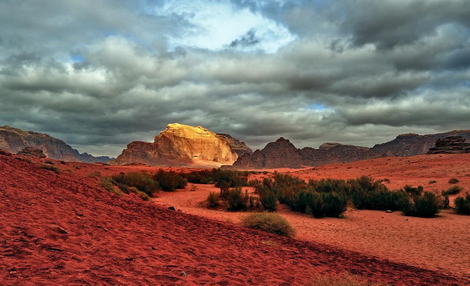 Пустинята Уади Рам | Author theodossi.b.d | PHOTO FORUM