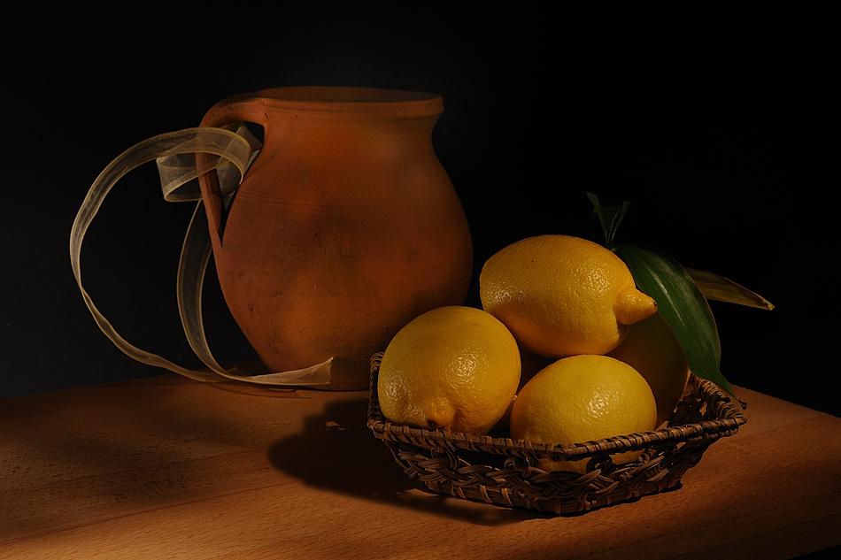 Етюд с лимони | Author Nikoneff | PHOTO FORUM