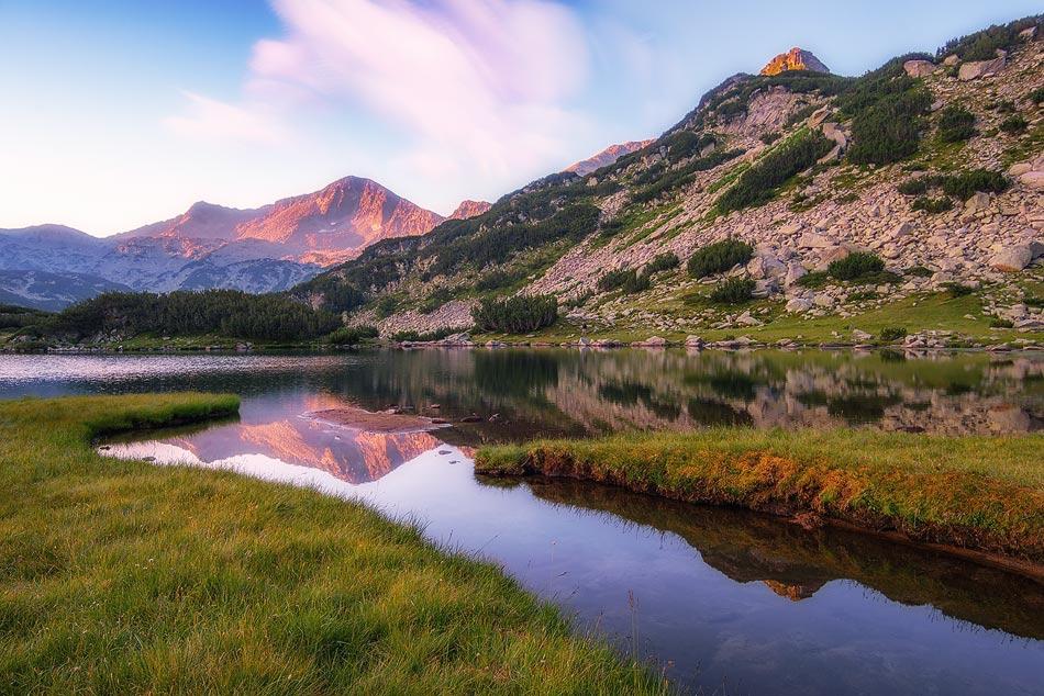Муратовото езеро | Author Galia Veleva - algaivel | PHOTO FORUM