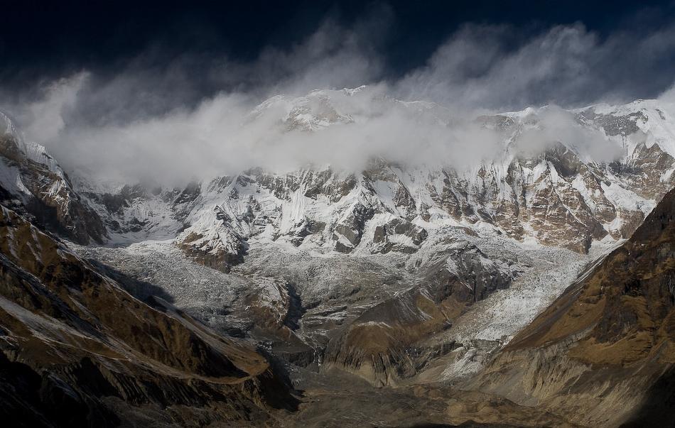 Annapurna I | Author Konstantin Buyukliev - maadat | PHOTO FORUM