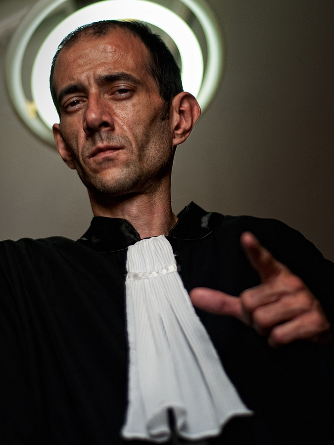 Judgement Day | Author Oswald Cobblepot - oswald | PHOTO FORUM