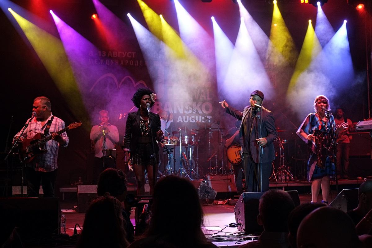 inkognito bansko jazz fest 2015 | Author grafarena | PHOTO FORUM