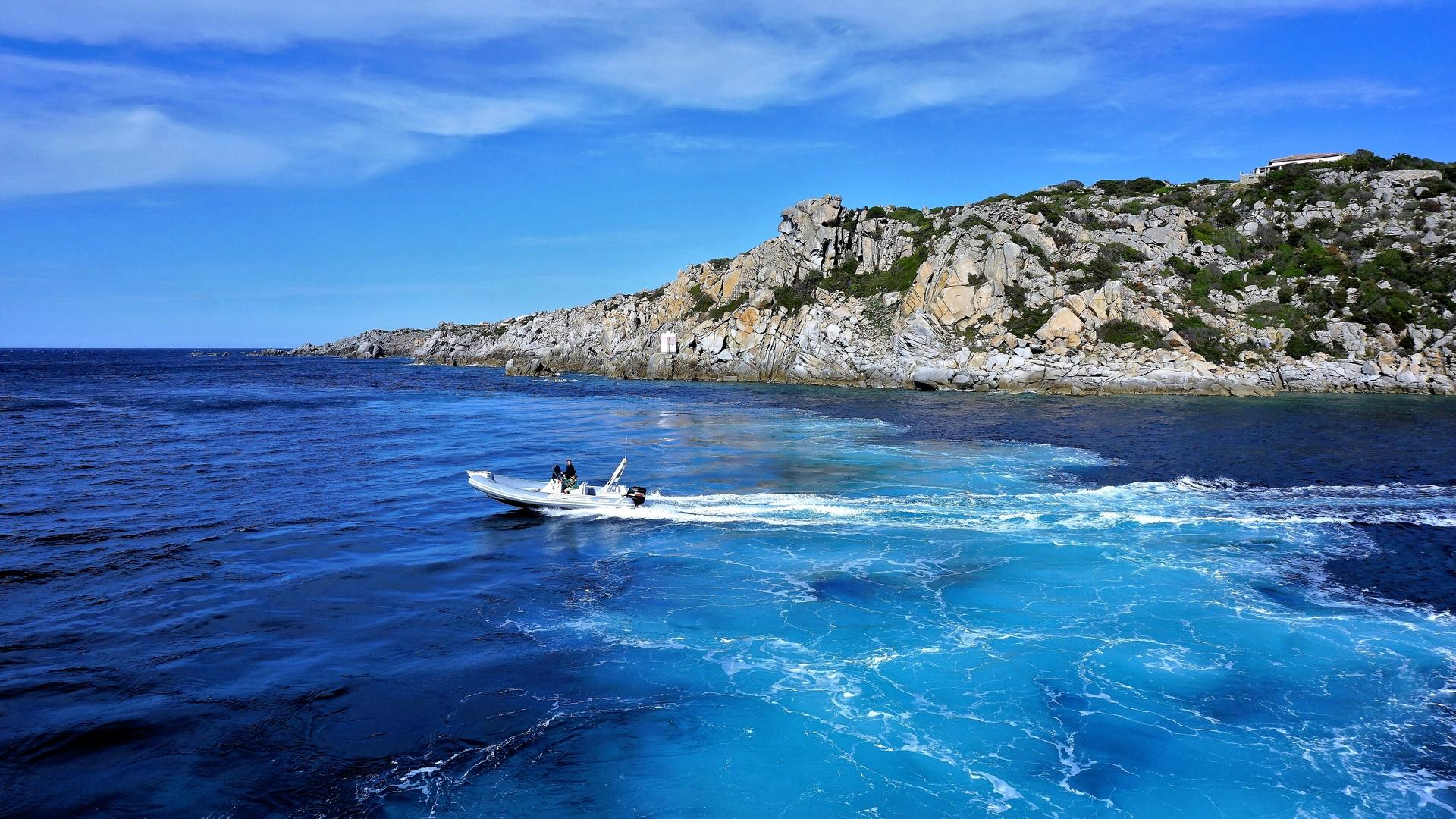 Следи - остров Сардиния