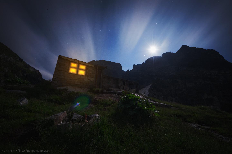 Още една нощ на любимия заслон БАК... | Author ReconProG | PHOTO FORUM